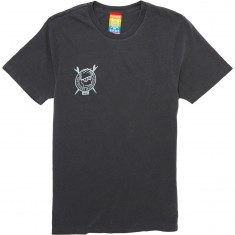 Vans X Brothers Marshall T-Shirt - Black Overdye