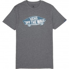 Vans OTW T-Shirt - Heather Grey/Larkspur