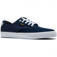 Vans Chima Ferguson Pro Shoes - Dress Blues/Golden Glow/White