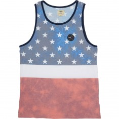 Vans Era Tank Top - American Flag