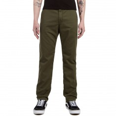 Vans Authentic Chino Stretch Pants - Grape Leaf