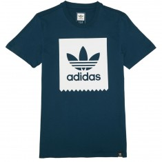 Adidas Solid BB T-Shirt - Blue Night