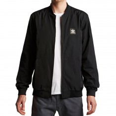 Adidas Varsity Lightweight Jacket - Black
