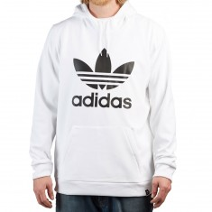 Adidas Team Tech Hoodie - White/Night Cargo