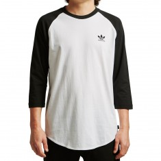 Adidas Clima Pointoh Shirt - White/Black