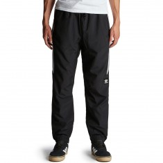 Adidas Classics Wind Pants - Black/White