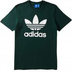 Adidas Original Trefoil T-Shirt - Green Night