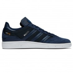 Adidas Busenitz Shoes - Collegiate Navy/Collegiate Navy/White