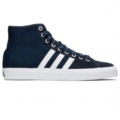 Adidas Matchcourt High RX Shoes - Night Navy/White/Collegiate Navy