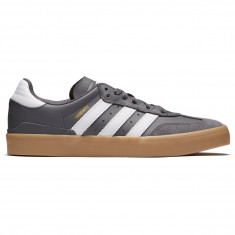 Adidas Busenitz Vulc Rx Shoes - Grey/White/Gum