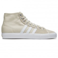 Adidas Matchcourt High RX Shoes - Clear Brown/White/Clear Brown