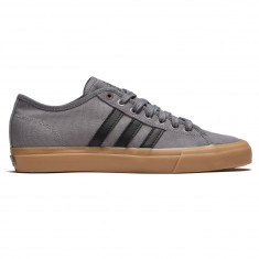 Adidas Matchcourt RX Shoes - Grey/Core Black/Gum