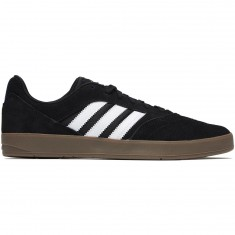 Adidas Suciu Adv II Shoes - Core Black/White/Gum