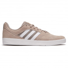 Adidas Suciu Adv II Shoes - Vapor Grey/White/Gold Metallic