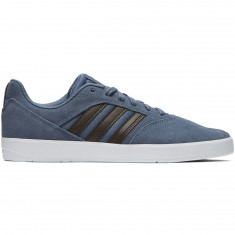 Adidas Suciu Adv II Shoes - Raw Steel/Brown/White