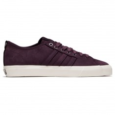 Adidas Matchcourt RX Shoes - Noble Red/Black/Chalk White