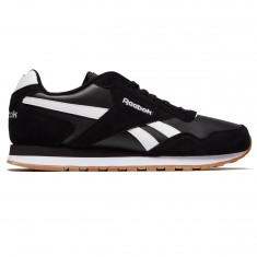 Reebok Classic Harman Run Shoes - Black/White/Gum