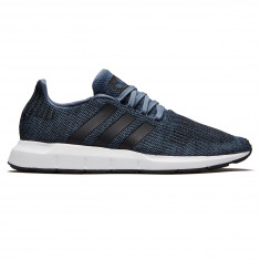 Adidas Swift Run Shoes - Raw Steele/Core Black/White