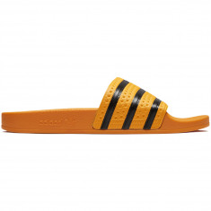 Adidas Adilette Slides - Real Gold/Core Black/Real Gold