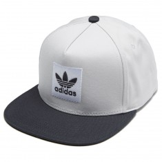 Adidas 2Tone Snapback Hat - Grey One/Carbon