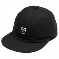 Adidas Mod 6 Panel Hat - Black