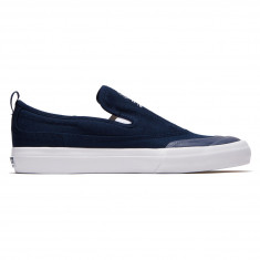 Adidas Matchcourt Slip Shoes - Collegiate Navy/White/Gum