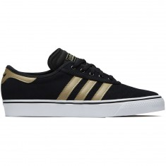Adidas Adi-Ease Premiere Shoes - Black/Raw Gold/White