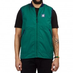Adidas Meade Vest - Collegiate Green/Night Indigo