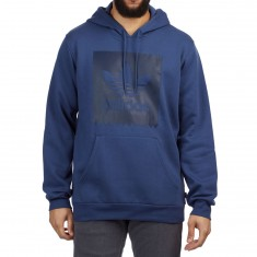 Adidas Solid Blackbird Hoodie - Noble Indigo/Collegiate Navy