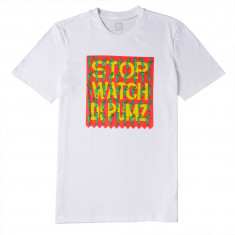 Adidas Dipumz T-Shirt - White/Green/Red/Yellow