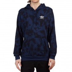 Adidas Clima 2.0 Crystal Wash Hoodie - Night Indigo/Black