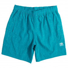 Adidas Resort Shorts - Shock Green