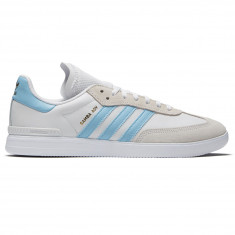 Adidas Campus ADV Shoes - Crystal White/Clear Blue/White
