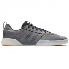 Adidas X Numbers City Cup Shoes - Grey/Carbon/Grey One