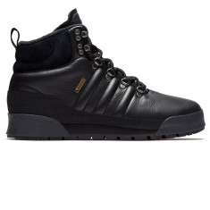 huge discount 95a0f efc95 Adidas Jake Boot Gore-Tex Shoes - BlackCarbonGold Metallic