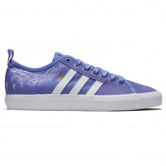 Adidas Unisex Matchcourt Rx Nora Shoes - Real Lilac/White/Customized