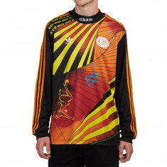 Adidas Nakel Jersey - Black/Yellow/Orange/Red