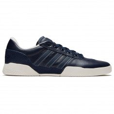 Adidas City Cup Shoes - Collegiate Navy/Collegiate Navy/Chalk White