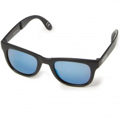 Vans Foldable Spicoli Sunglasses - Black/Royal Blue