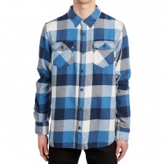 Vans Box Flannel Shirt - Delft/Marshmallow