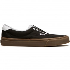 Vans Era 59 Shoes - Bleacher Black/Gum