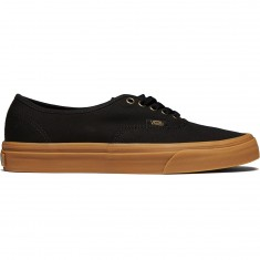 Vans Original Authentic Shoes - Light Gum/Black