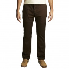 Vans Authentic Chino Stretch Pants - Demitasse