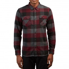 Vans Box Flannel Shirt - Port Royal/Asphalt