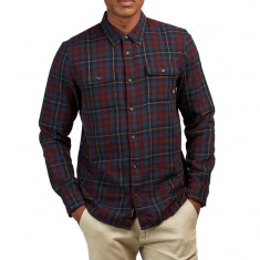 Vans Sycamore Shirt - Black/Port Royale
