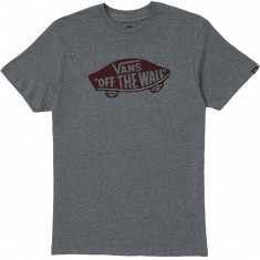 Vans OTW T-Shirt - Heather Grey/Port Royale
