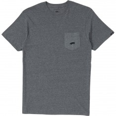Vans Everyday Pocket Tee II T-Shirt - Heather Grey