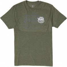 Vans Holder Street II T-Shirt - Olive Heather