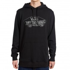 Vans OTW Pullover Fleece Hoodie - Black/Pewter