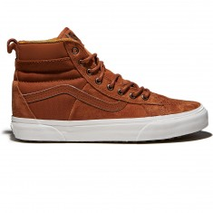 Vans SK8-Hi 46 MTE DX Shoes - Glazed Ginger/Flannel